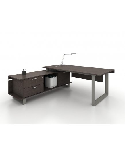 Solo Executive Desk