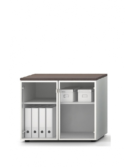 Open Shelf with Aluminium 750H