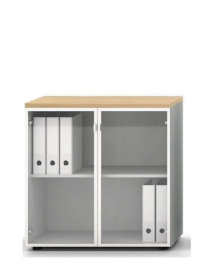 Open Shelf with Aluminium 900H
