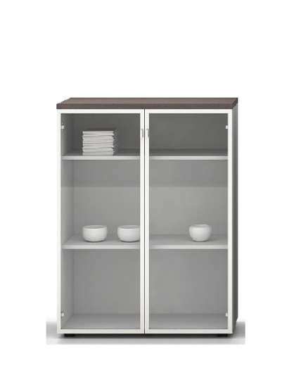 Open Shelf with Aluminium 1200H